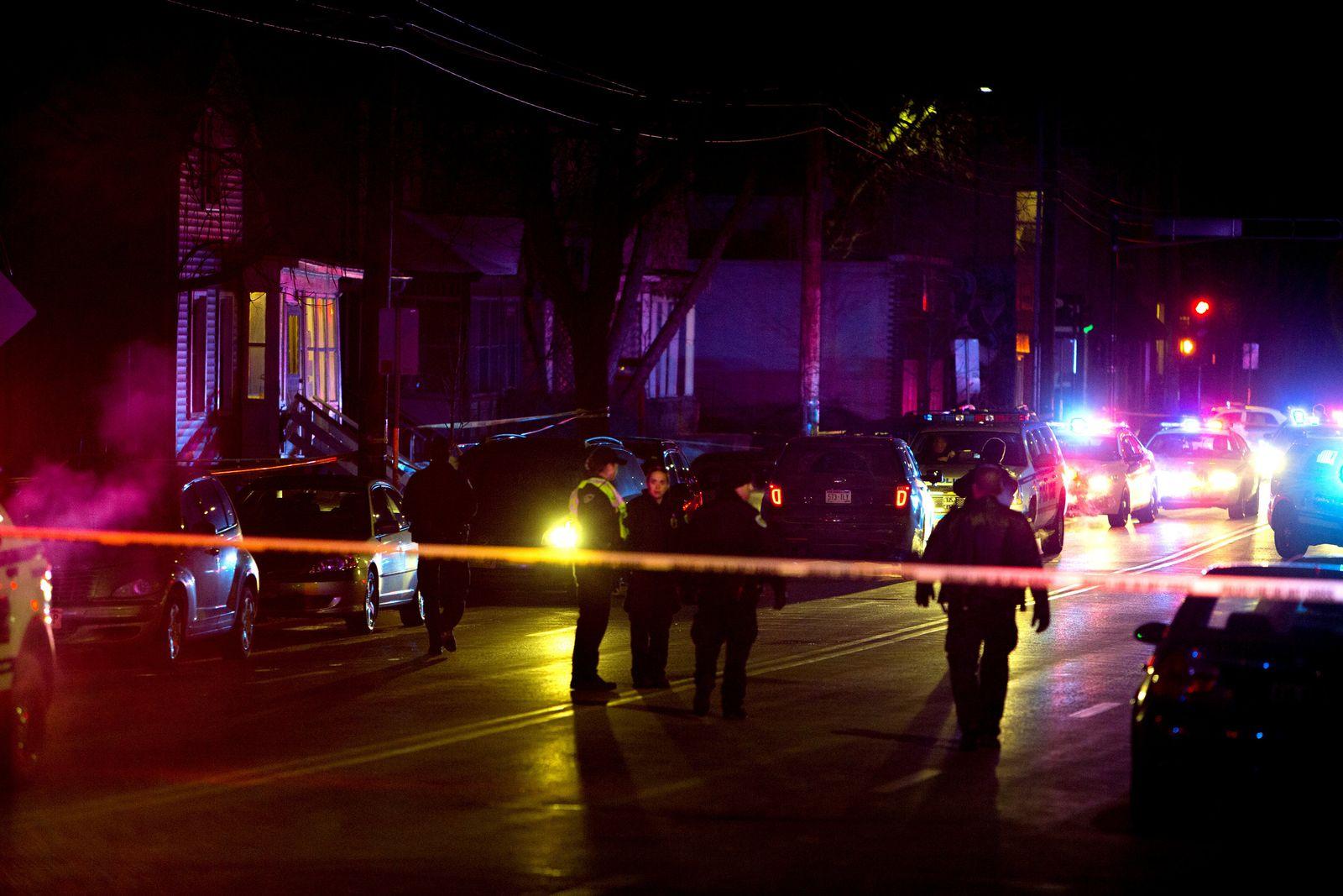 Madison 19-Jähriger erschossen