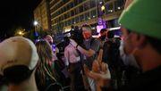 Demonstranten attackieren Kamerateam von Fox News