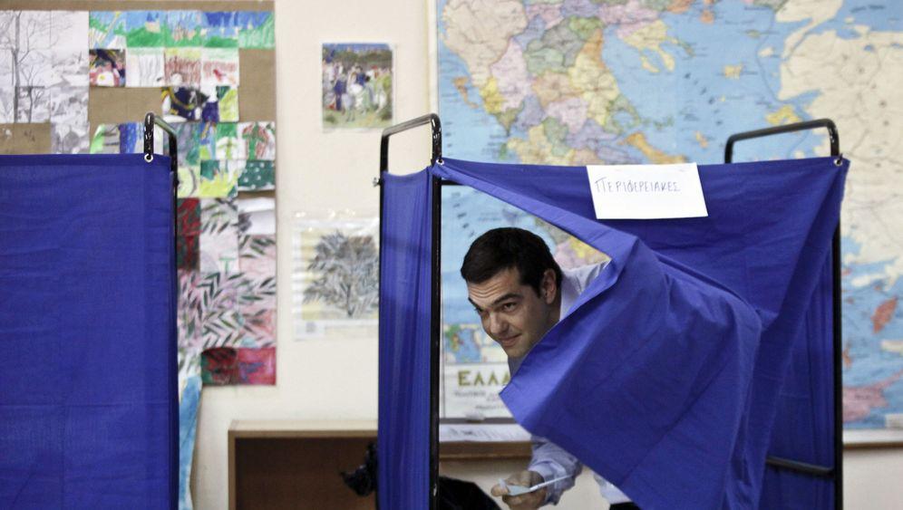 Grieche Alexis Tsipras: Charmant und radikal