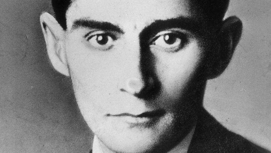 Franz Kafka, etwa 1910: Wem gehört der Nachlass?