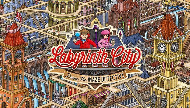 Labyrinth City_ Pierre The Maze
