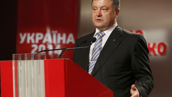 Ukraine-Wahl: Deutlicher Sieg für Poroschenko