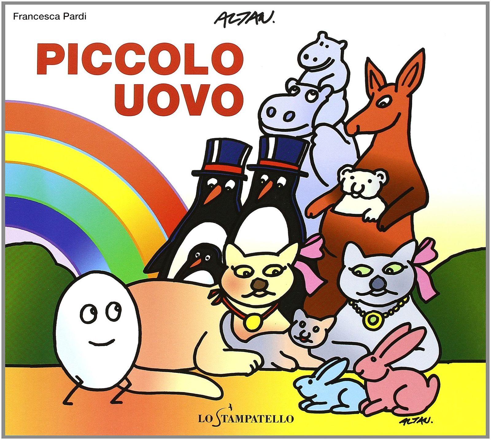 Kinderbuch/ Piccolo Uovo