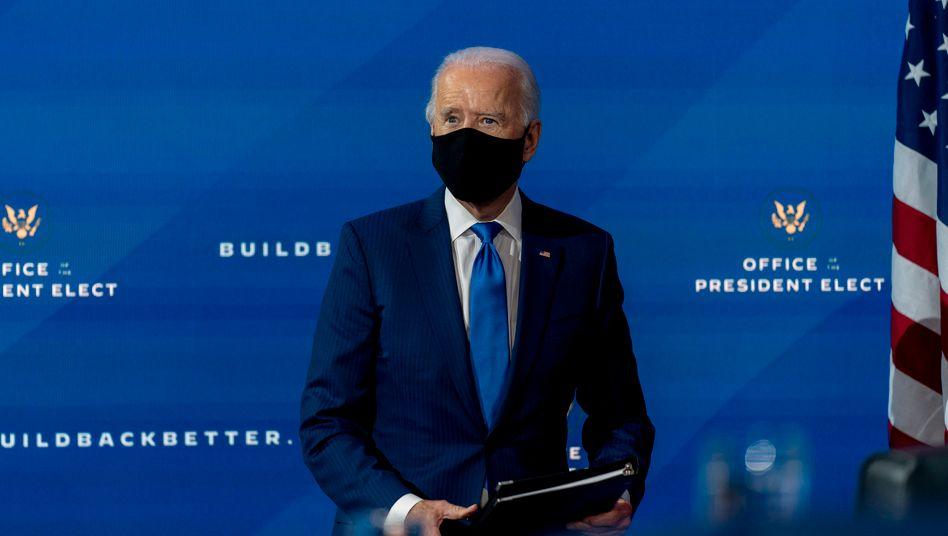 Joe Biden: Warb mit »Buy American«
