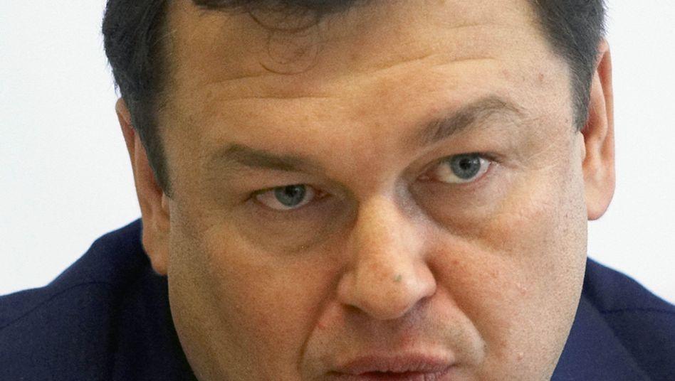 Geschäftsmann Burlakow: Verhaftung in Moskau