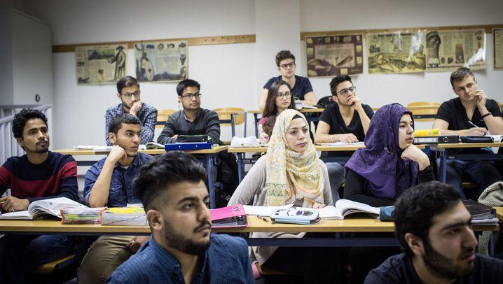Ruaa Abu Rashed: Lernen für den großen Traum