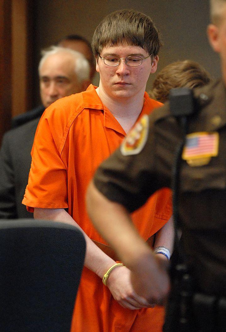 Brendan Dassey 2007 vor Gericht: Umstrittenes Verhör durch die Polizei