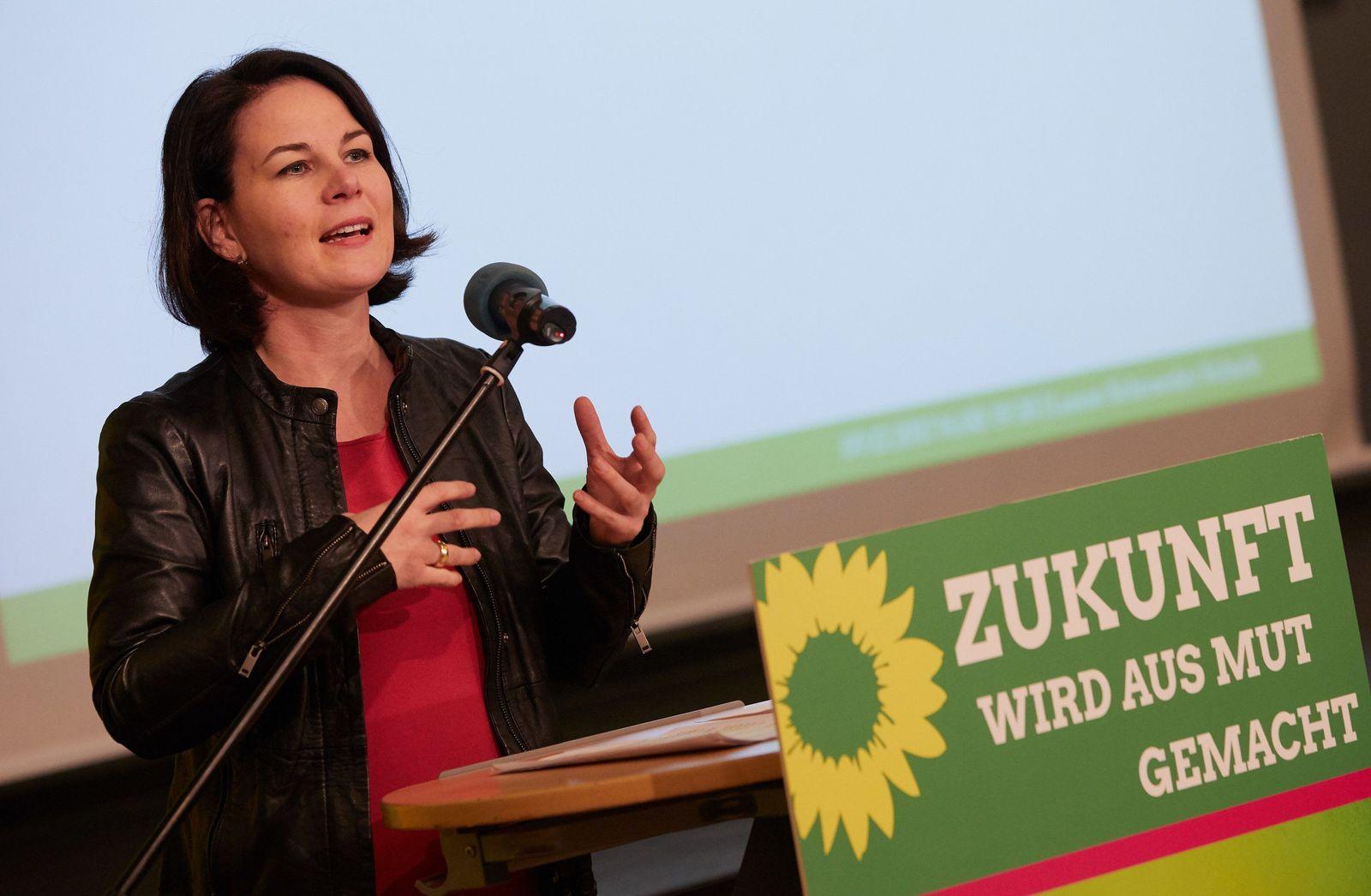 Landesmitgliederversammlung Grüne Hamburg