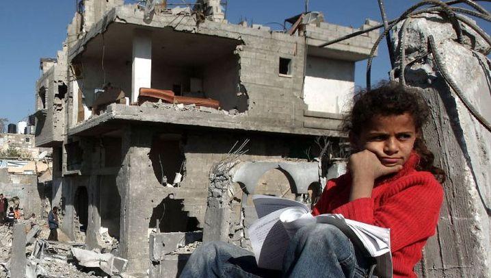 Gaza nach dem Krieg: Ein Leben in Trümmern