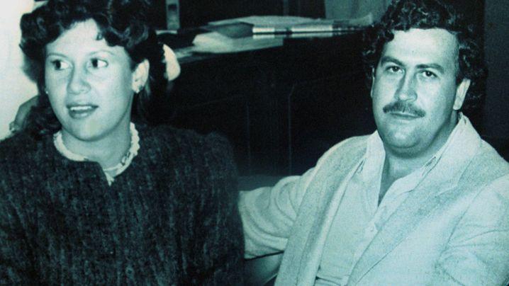 Milliardär dank Kokain: Pablo Escobar