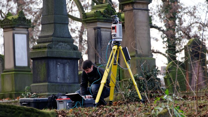 Friedhof Heiliger Sand: Rätsel aus der jüdischen Vergangenheit