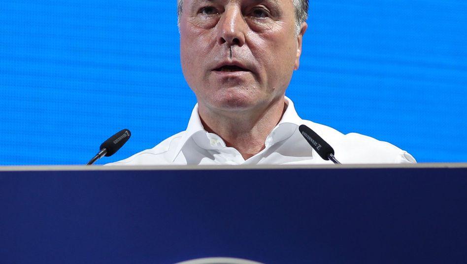 Clemens Tönnies im Juni