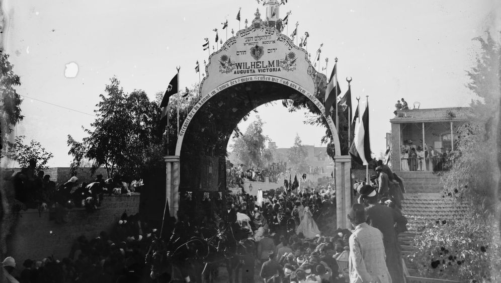 Kaiser Wilhelm II. in Jerusalem: Pilgerfahrt mit Prunk und Pomp