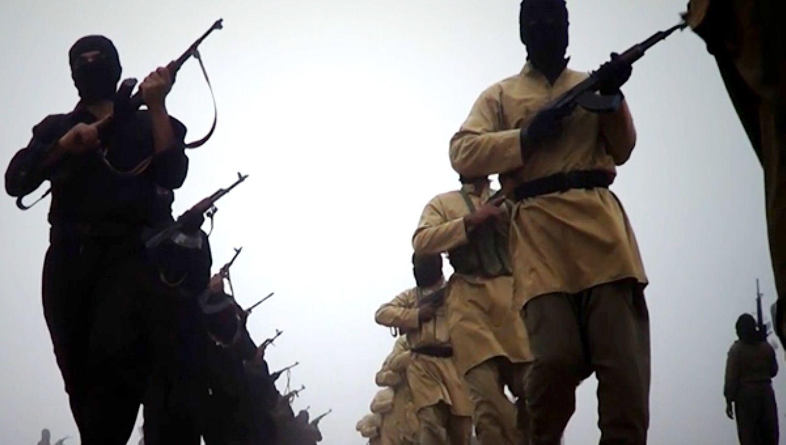 ISIL/ Irak/ Video