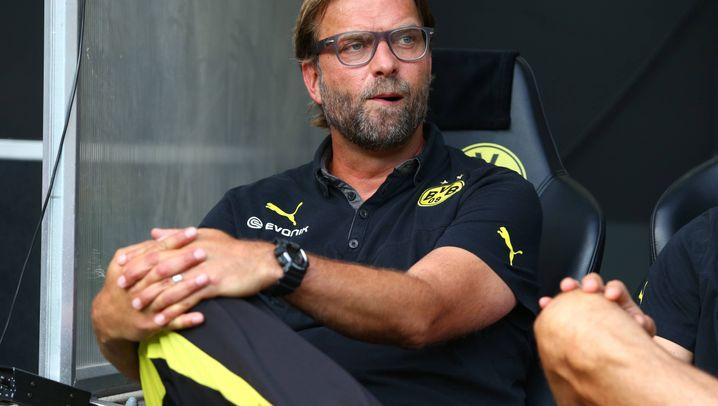 Champions League: Ein Schweiger im Blickpunkt