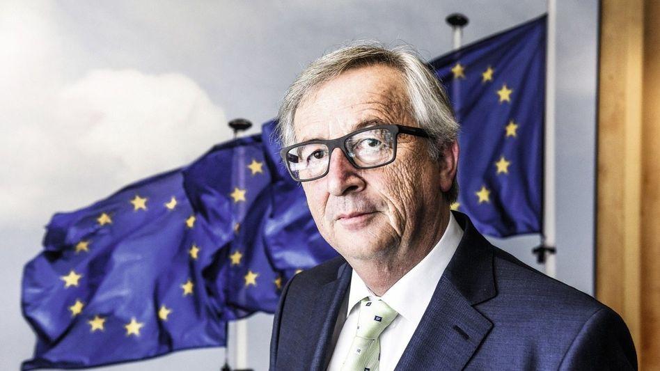 EU-Kommissionspräsident Juncker: Kreuzverhör im Mai