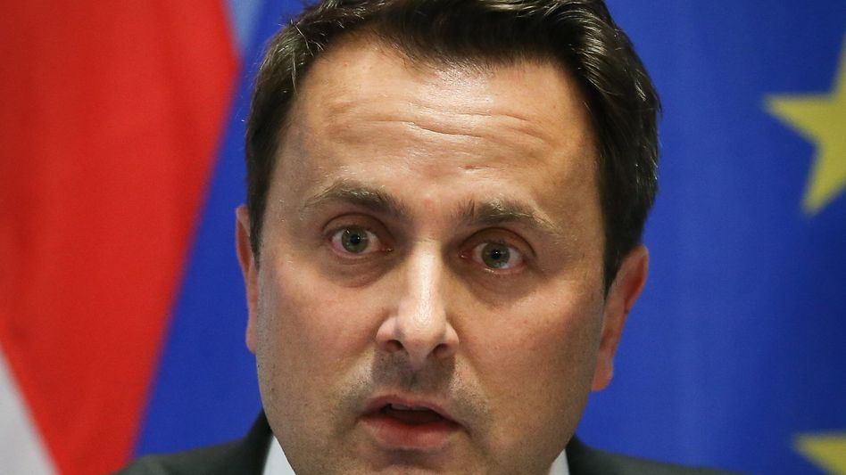 "Luxemburgs Premierminister Bettel: ""Transparenter Bankenplatz"""