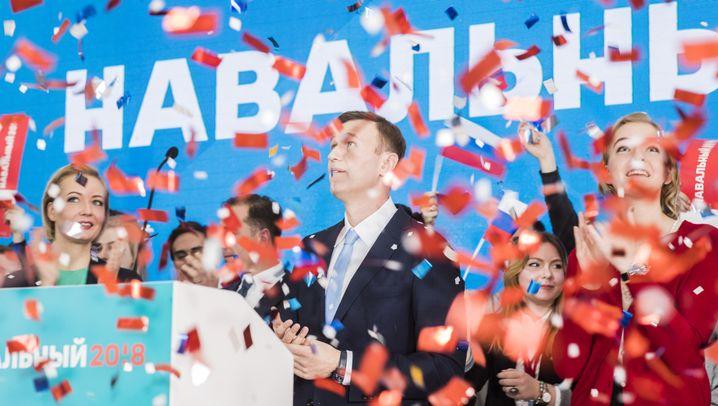 Wahlen in Russland: Nawalny versucht das Unmögliche
