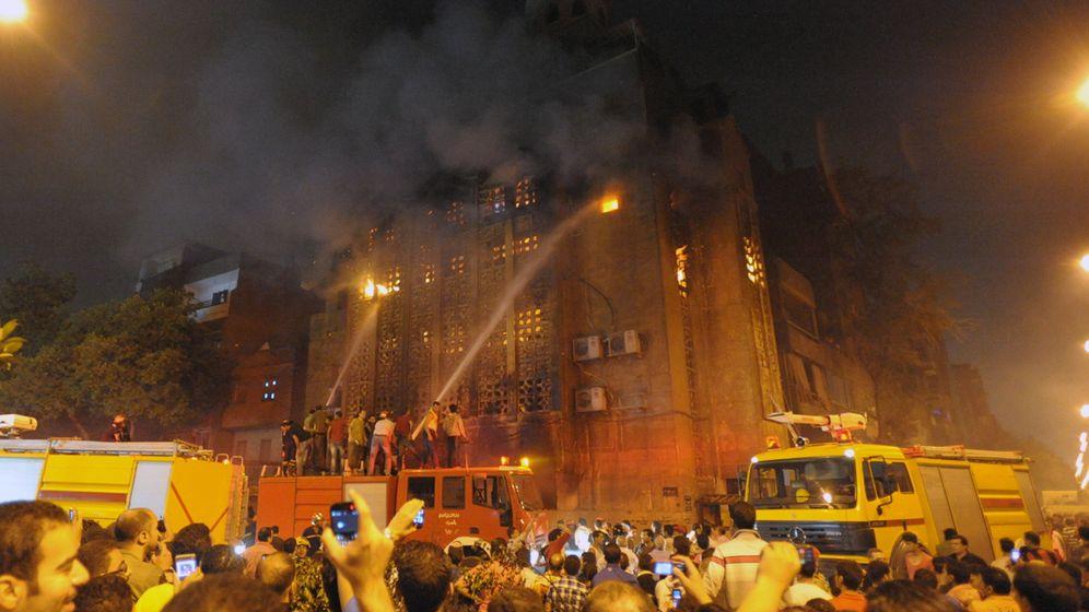 Gewalt in Ägypten: Christen gegen Muslime