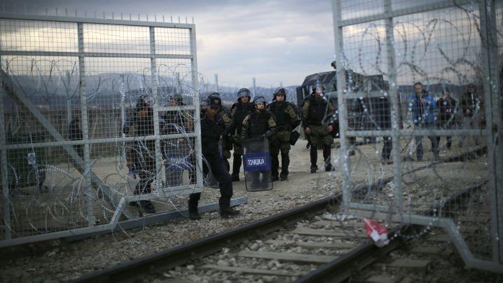 """Flüchtlingskrise auf dem Balkan: """"Deutschland ist der Profiteur davon"""""""