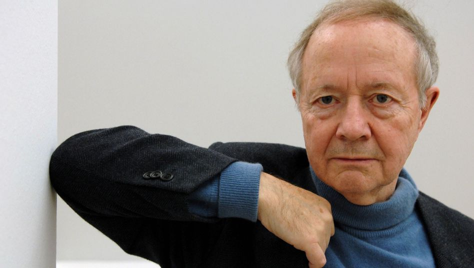 Art expert Werner Spies (seen here in a 2007 photo), who authenticated a fake Max Ernst painting.