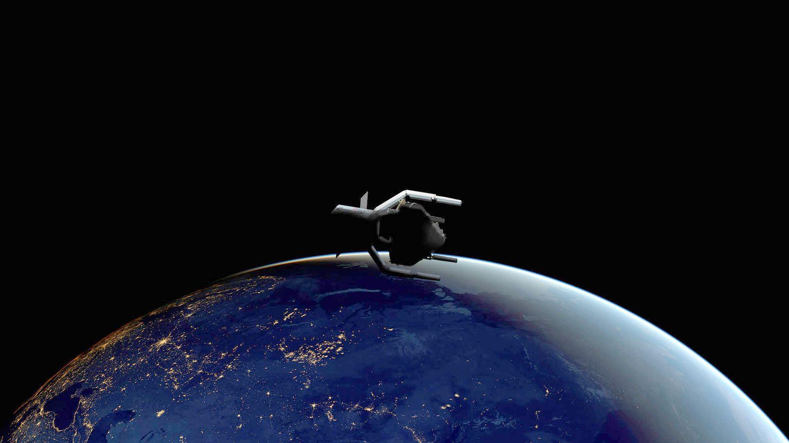 Esa ClearSpace-1plant erste Mission zur BekÃ?mpfung von Weltraumschrott
