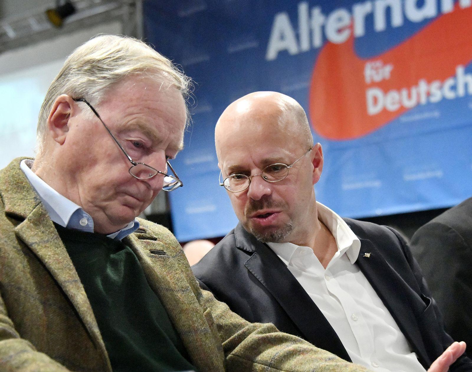 Mitgliederversammlung der AfD-Brandenburg