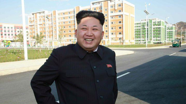 Nordkorea: Der Diktator ist wieder da