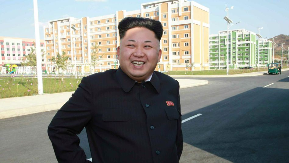 Verschwundener Machthaber: Nordkoreanische Medienmelden Auftritt von Kim Jong Un
