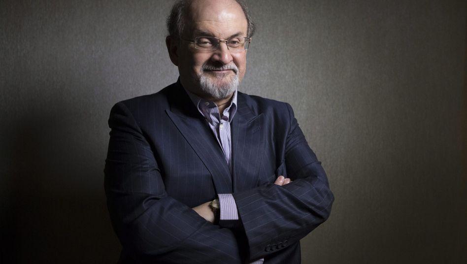 "Schriftsteller Rushdie: ""Ich wünschte, wir hätten das nicht getan"""