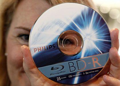Blu-ray-Disc: DVD-Nachfolge-Format mit Kinderkrankheiten auf dem PC