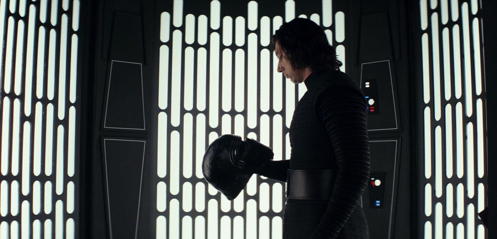 EINMALIGE VERWENDUNG Film/ Star Wars - Die letzten Jedi