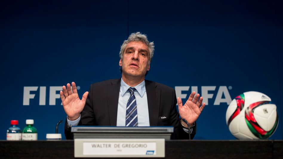 De Gregorio: Erklärte sofortigen Rücktritt