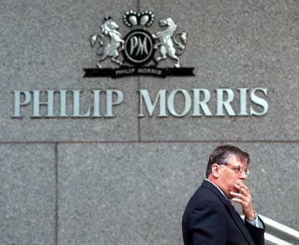 Strafgeld entspricht dem Gewinn in zwei Wochen: Philip Morris Zentrale