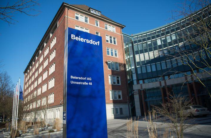 Unternehmenszentrale der Beiersdorf AG