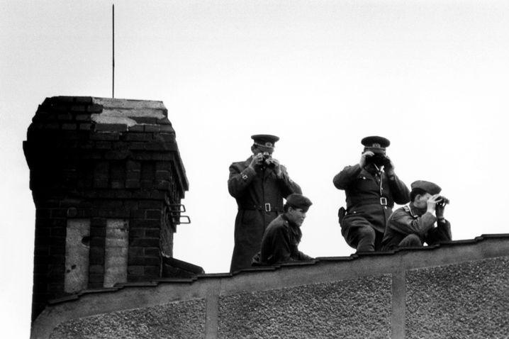 """NVA-Soldaten in Berlin: """"Dienst zutiefst widerwillig angetreten"""""""