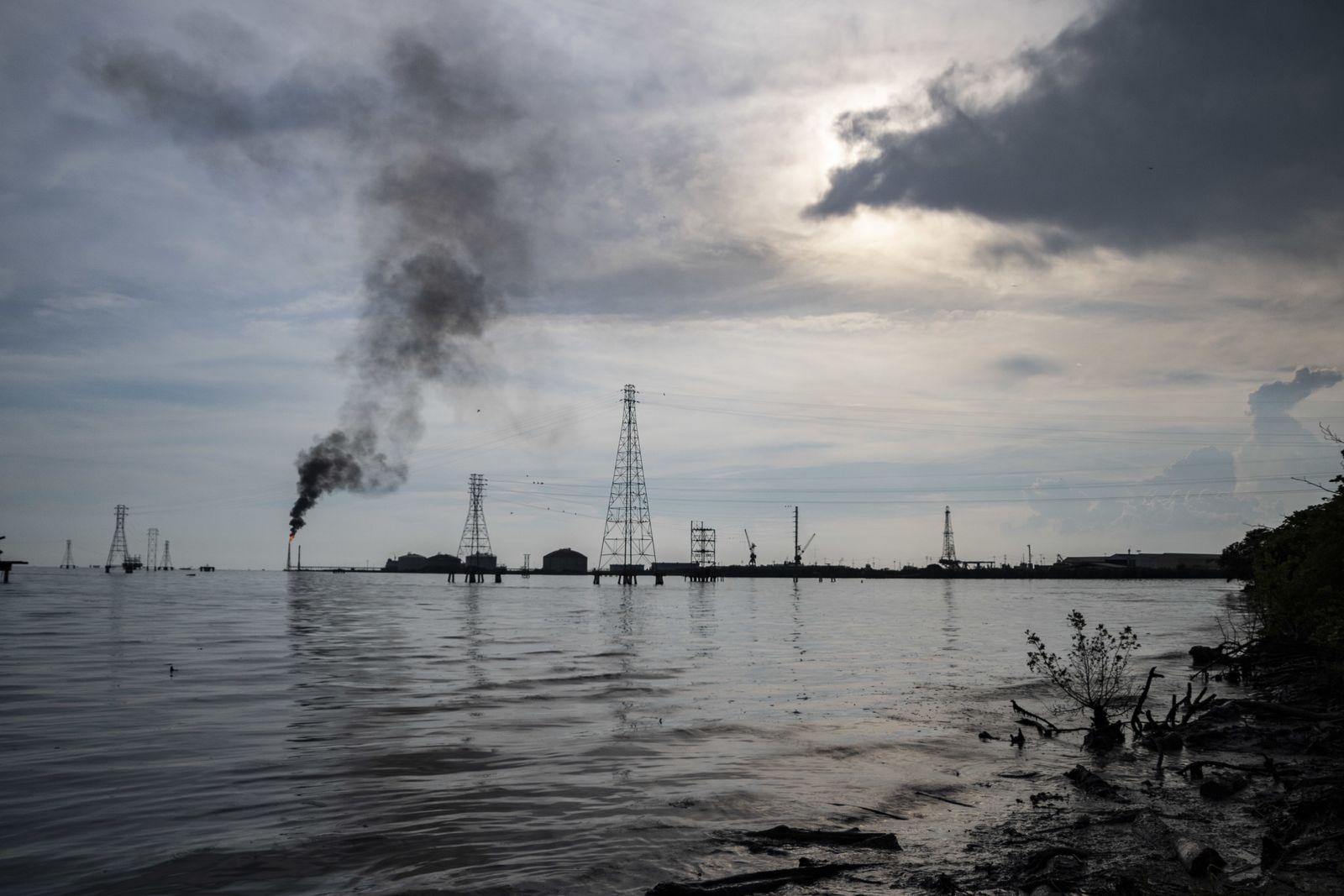 Venezuela/ Öl/ Maracaibo