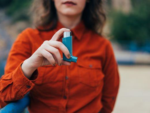 Asthmapatienten als Risikogruppe? Danach sieht es nicht aus (Symbolbild)