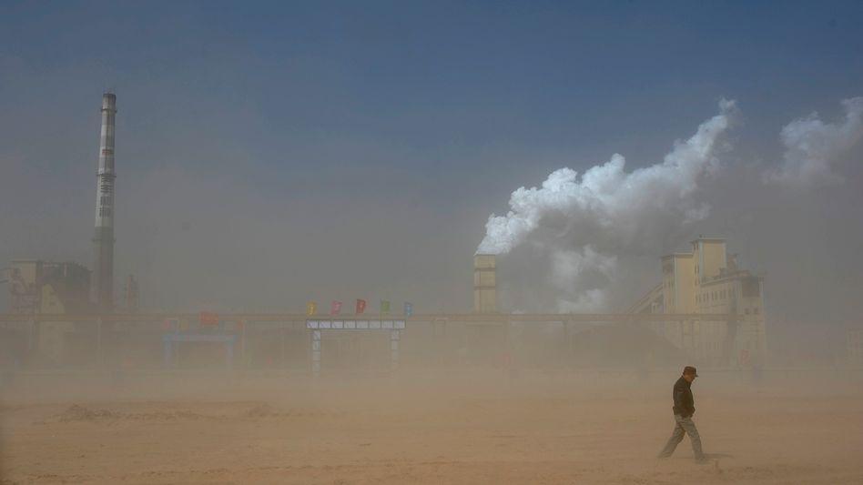 Kohlekraftwerk in Lingwu: Schlüsselsektor unter einem Dach vereinen