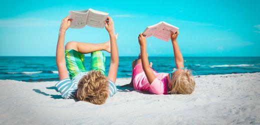 Buch-Tipps: Neue Kinder- und Jugendliteratur für die Sommerferien