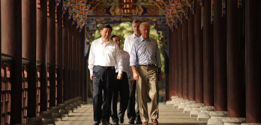 Verhältnis zwischen China und Amerika: »Der Niedergang der USA überrascht mich nicht«