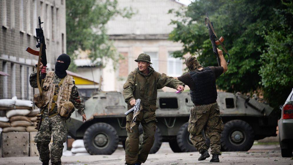 Zhadan und der Ukraine-Konflikt: Der Schriftsteller, der Krieg, die Separatisten