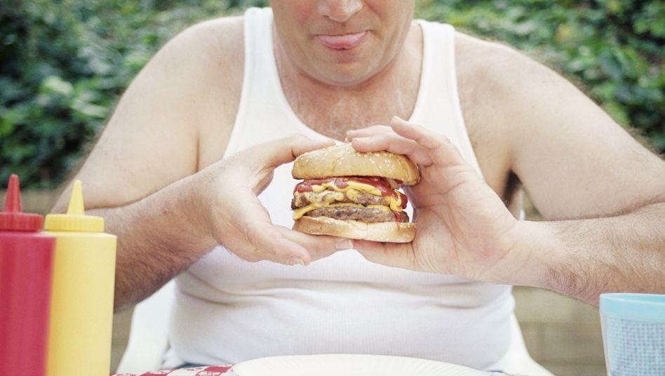 US-Amerikaner haben den höchsten Durchschnitts-BMI westlicher Länder