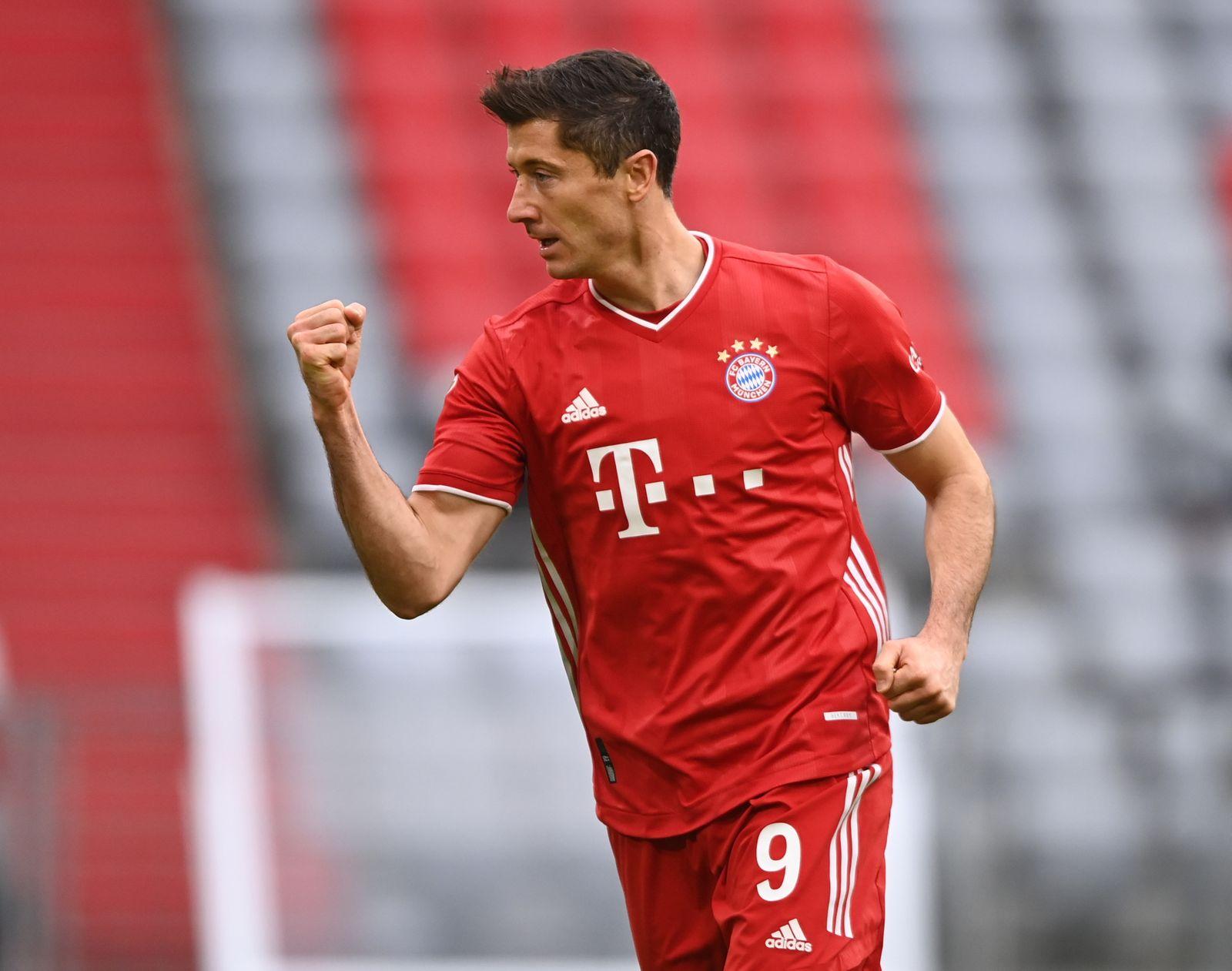 FC Bayern Munich vs. Eintracht Frankfurt, Germany - 24 Oct 2020