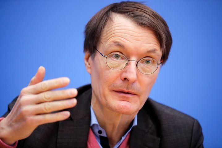 Karl Lauterbach (im Januar 2021)