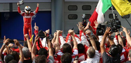 Sebastian Vettel und Ferrari trennen sich: Vom Ende der Träume