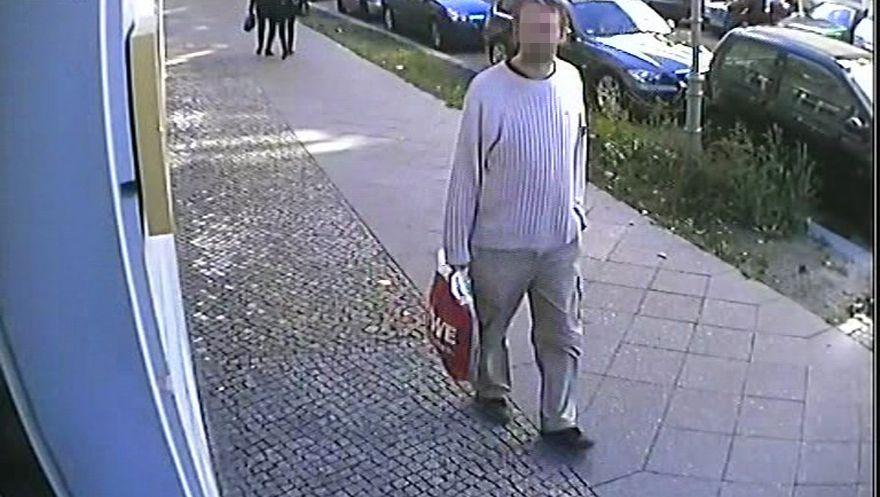 Silvio S. auf einem Fahndungsbild: Neue Beweise im Fall Mohamed