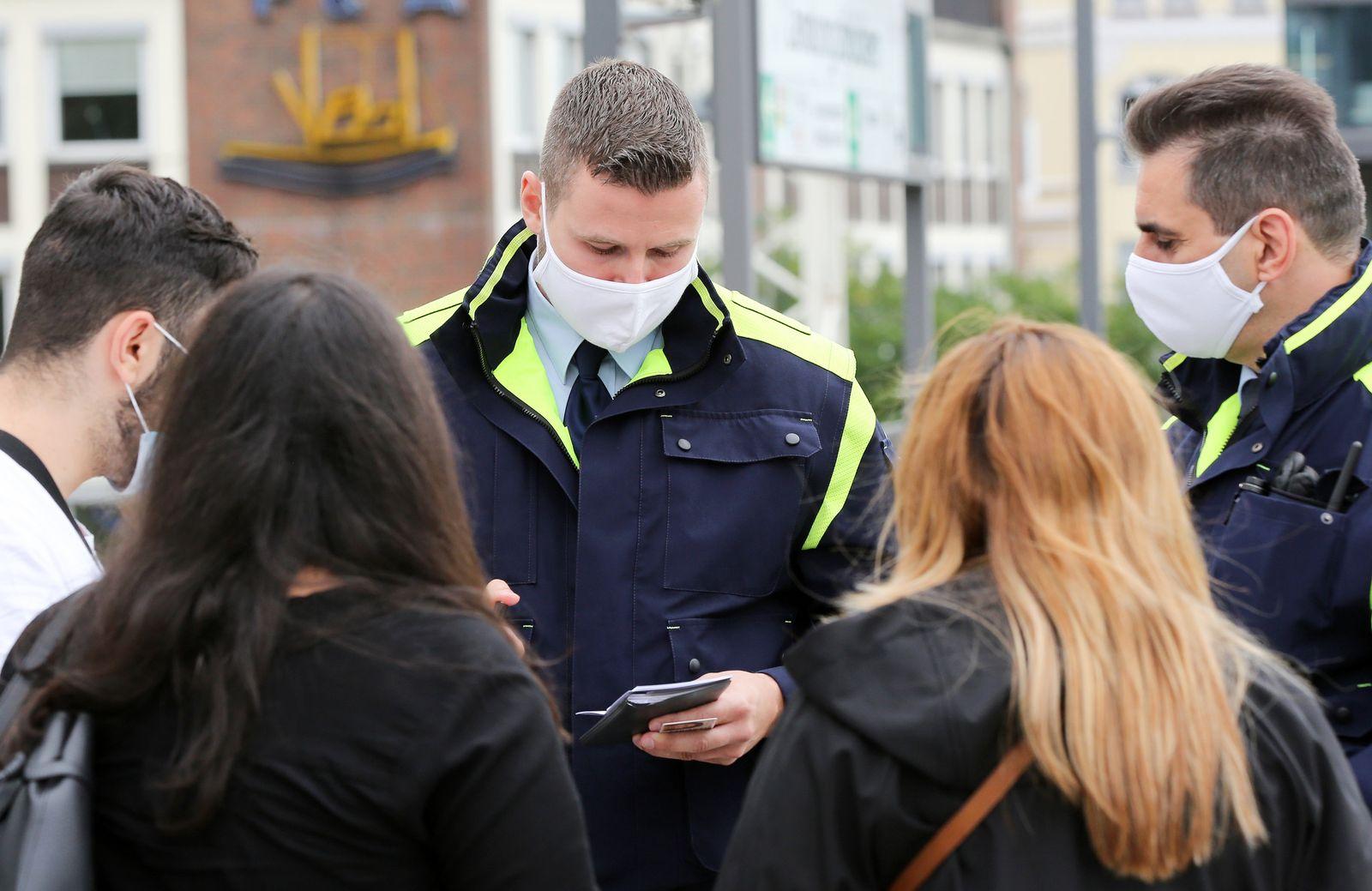 Ärztekammer will gegen falsche Masken-Atteste vorgehen