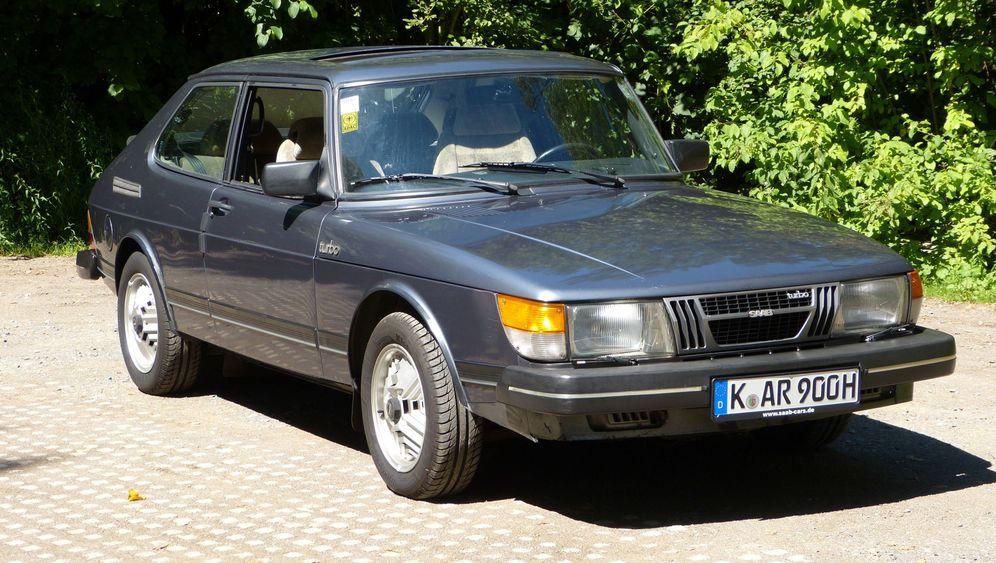 Günstige Oldtimer - Saab 900: Thors Turbo