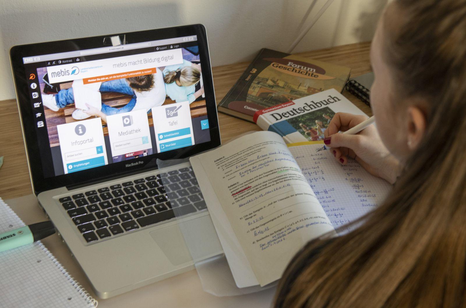 Fernunterricht in der Coronakrise erreicht etliche Schüler nicht